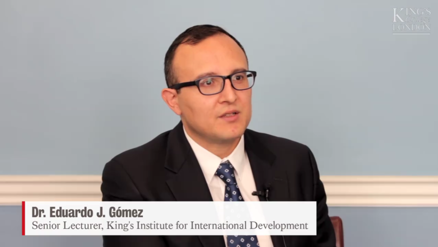 Ed Gomez - King's Institute